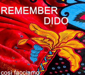 Audio-CD: Remember Dido